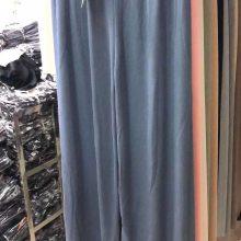 夏季抖音网红韩版时尚休闲裤便宜批发湖南哪里有便宜男女装几元批发