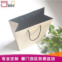 厂家定制高档纸袋 特种纸手提袋印刷 加印LOGO