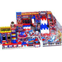蒙童厂家直销 加工定制儿童乐园 英伦风系列淘气堡 室内儿童拓展游乐场