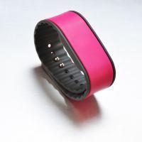 RFID硅胶手腕带、FM11RF08门禁识别手环、大型游乐场专用门票手环