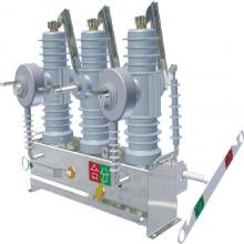 供应内蒙古10KV线路高压真空断路器ZW32-12