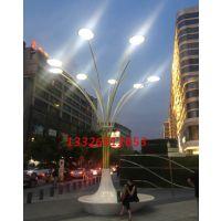 特色树形灯大型6米高景观灯市中心广场座椅灯商业街道照明森隆堡定制