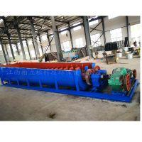 柏立松螺旋洗砂机 选矿设备 洗砂生产线设备