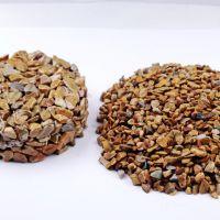 山东白色石子彩色石头 文德水磨石石子批发 彩色鹅卵石厂家 水洗石多少钱一吨