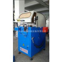 生产供应铝切机  LJJC-450角码半自动切割锯 半自动铝切机