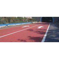 山西地坪-彩色沥青路面