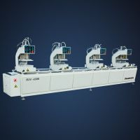 派克机器 塑钢门窗加工设备 三位焊接设备厂家直供