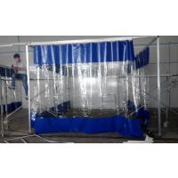 厂家生产定制洗车房防水帘透明软门帘汽车打磨房软帘防尘门帘