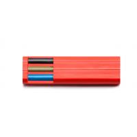 扁电缆厂家栗腾供应畅销三芯柔性扁电缆