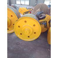16吨卷扬机滑轮组 行车动滑轮组 铸铁轮铝合金轮 优质滚动轴承 澳尔新