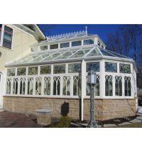 碧海阳光房双层夹胶钢化中空玻璃隔音隔热别墅玻璃房定制