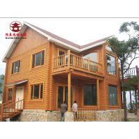 四川木屋厂家,私家木屋别墅设计定制安装