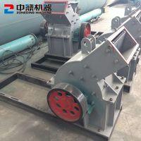 郑州新型柴油发动机建筑垃圾移动锤式破碎机 废砖块粉碎机 出厂价