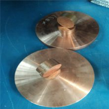 进口铬锆铜棒 QCr0.5耐磨耐高温电极 C18150铬锆铜圆棒批发