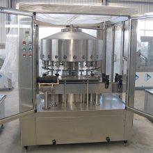 小罐茶灌装封口自动生产线-青州鲁泰灌装机厂家