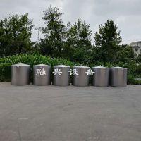 厂家定做不锈钢酒罐5吨立式白酒储存罐报价 卧式纯净水白钢罐