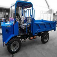 加重加厚四轮拖拉机/配备防滑轮胎的工程四不像/厂家直供柴油四驱四不像
