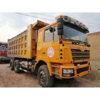 山西忻州鸿运二手车供应15年德龙F3000 380马力5.8米中集大箱,底16边14.