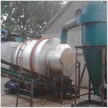 三筒沙子粗沙回程烘干机 1800*4500中小型烘干沙子设备生产线
