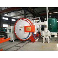 华瑞HRQ供应气淬真空炉 高速钢光亮淬火设备 机械零配件热处理气淬炉