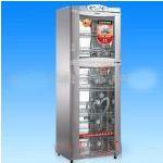 批发高温系列消毒柜 亿高RTP360K消毒柜 豪华不锈钢