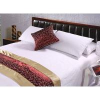 红金顶宾馆床上用品厂家批量定制直销采购