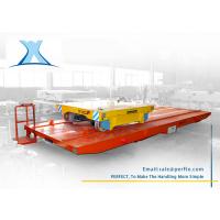 蓄电池轨道车模具运转车电动平车模具车非标定制
