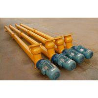 高效能圆管绞龙输送机圣迪定制质量材质保证