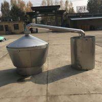 绥化小型烧酒锅 玉米酒蒸酒甑锅 白酒成套酿酒设备