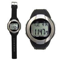 速卖通厂家直销SPIKE新品能健身实时测心率运动电子手表