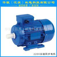 批发供应 220V永磁同步电机 水泵节能电机 通用高效永磁无刷电机