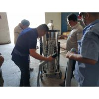 电解铝车间清洁用工业吸尘器 吸氧化铝用吸尘器 威德尔定制配套吸尘器