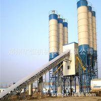 销售大型商用混凝土水泥搅拌站 建筑工程机械混凝土搅拌站设备