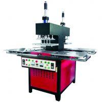液压压花机 硅胶压胶机 矽利康商标热压机 东莞服装植胶机