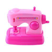 女生过家家玩具仿真缝纫机Q版电动小家电单个迷你女孩玩具批发