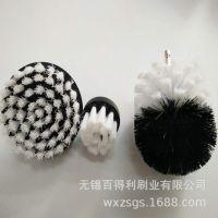 360°球形无死角电钻刷电钻清洗刷按需定制电钻清洁毛刷厂家直销