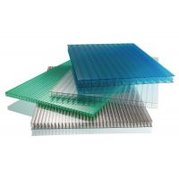 美威供应常州无锡雨棚吊顶PC板透明PC阳光板直销