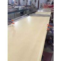 【青岛竹木纤维墙板生产线、pvc木塑集成墙板设备】