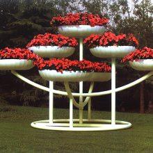 玻璃钢花盆,立体花架,重庆玻璃钢产品厂价直销