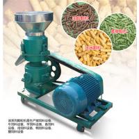 喂养牛羊造粒饲料机 喂猪使用5毫米饲料颗粒机模板