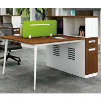 办公室屏风办公桌职员财务员工桌椅组合4人位隔断电脑桌办公家具