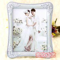 10寸田园 玫瑰像框 影楼相架 相框超低价格批发hx011厂家直销相框
