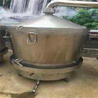 食品级酒容器生产厂家 酿酒设备甄锅
