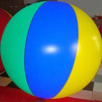 2米PVC彩色开业庆典大型空飘氦升空异型气球飘空球广告互动气球定制布置吊装
