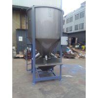 供应500KG立式蛟龙混色机 主营产品 拌料机 粉碎机 模温机 冰水机