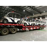 电动巡逻车---为执行治安、巡逻任务提供便利