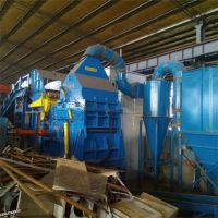 志庆厂家生产金属破碎机 汽车机壳破碎机 易拉罐破碎机生产设备