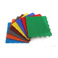 桂林悬浮拼装地板价格 幼儿园防滑地垫拼装 康奇体育