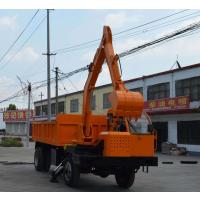 四不像轮式随车挖 厂家直销 质量保证 随车挖厂家