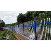 贵州世腾锌钢围墙护栏 小区 工厂围栏厂家直销可以定制